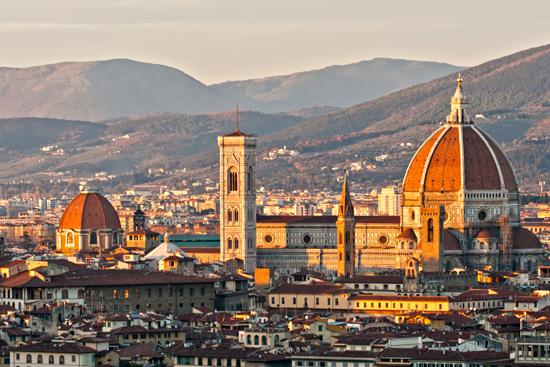 Firenze, veduta